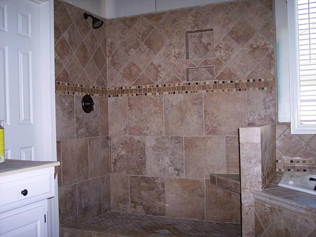 Kansas City - Bathroom Remodels - Traditional - Bathroom ...