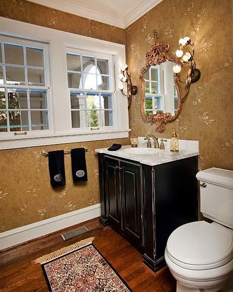 Kansas City, MO bath remodel traditional-bathroom
