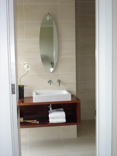 Karaka bathrooms contemporary-bathroom