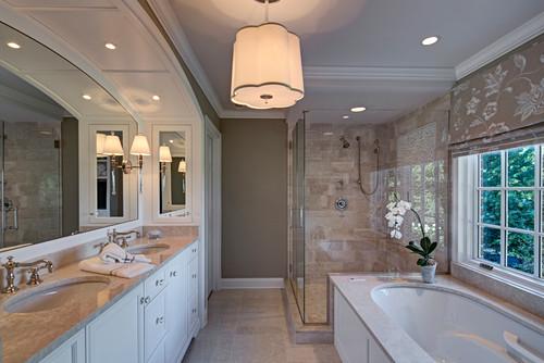 Bathroom Sconces Mounted On Mirror sconces