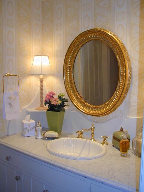 Kathleen Burke Design traditional-bathroom