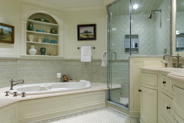 KBK Interior Design Portfolio traditional bathroom