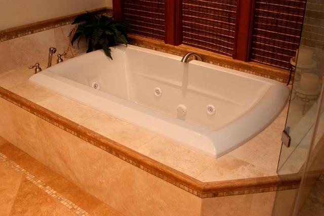 Keany traditional-bathroom
