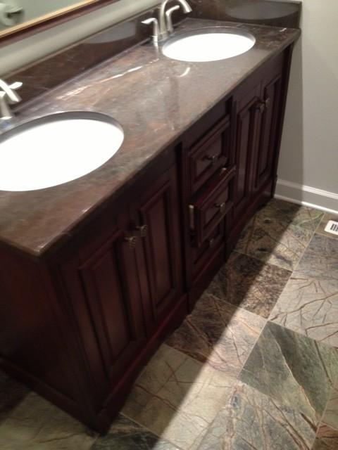 Keller bath remodel traditional bathroom nashville for Bath remodel knoxville