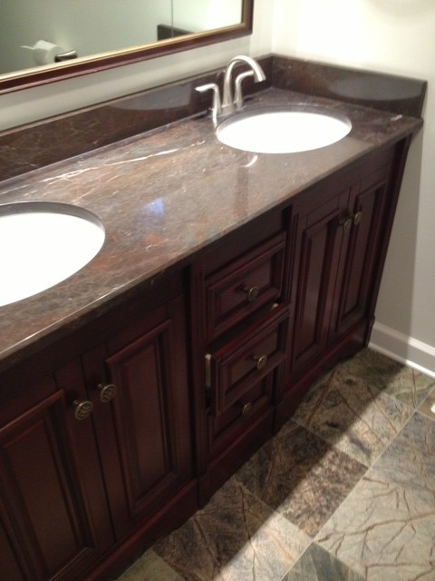 Keller bath remodel traditional bathroom nashville for Bath remodel knoxville