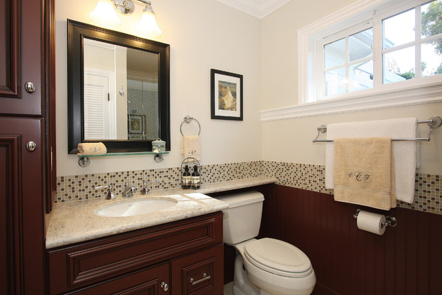 Kelmore Project - Bathrooms traditional bathroom
