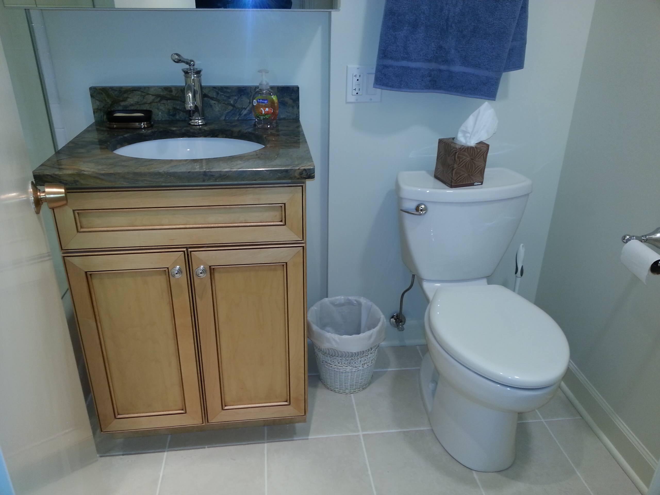 Kenilworth Residence Guest Bath