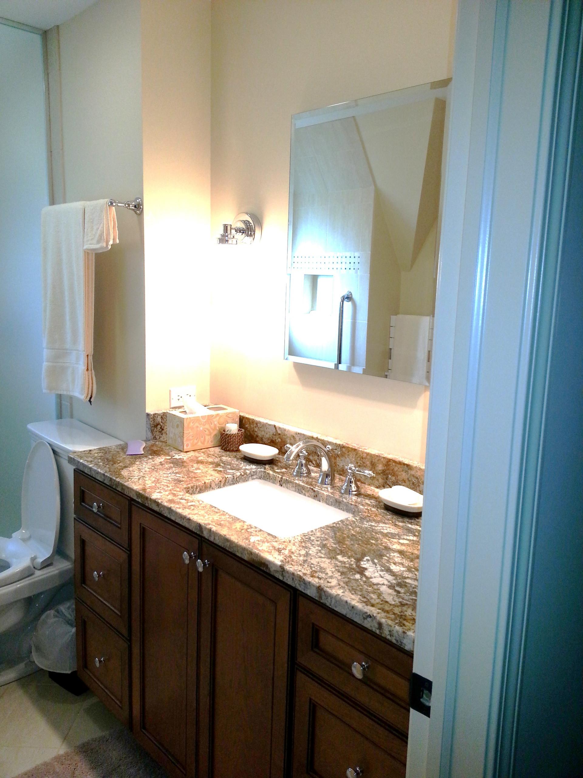 Kenilworth Residence Master Bath