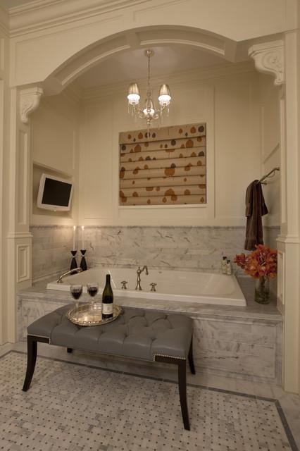 Kenmore Master Bath traditional-bathroom