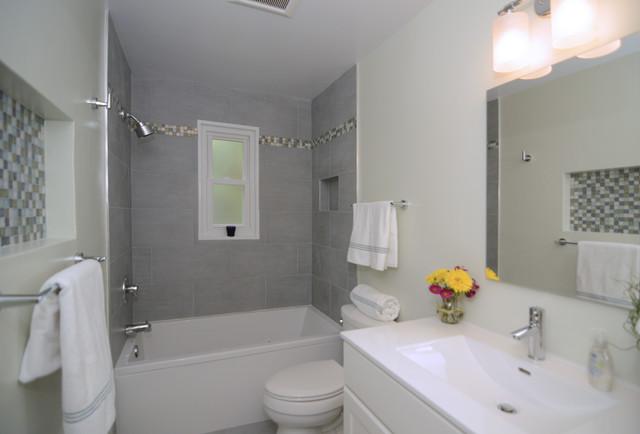 Kensington Bath bathroom