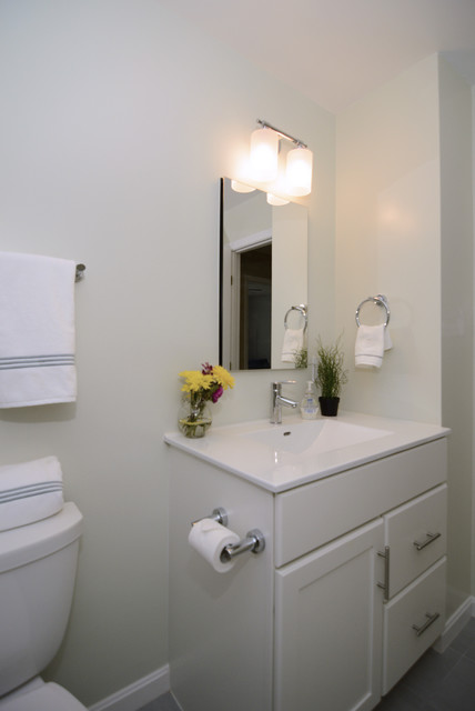 Kensington Bathroom contemporary-bathroom