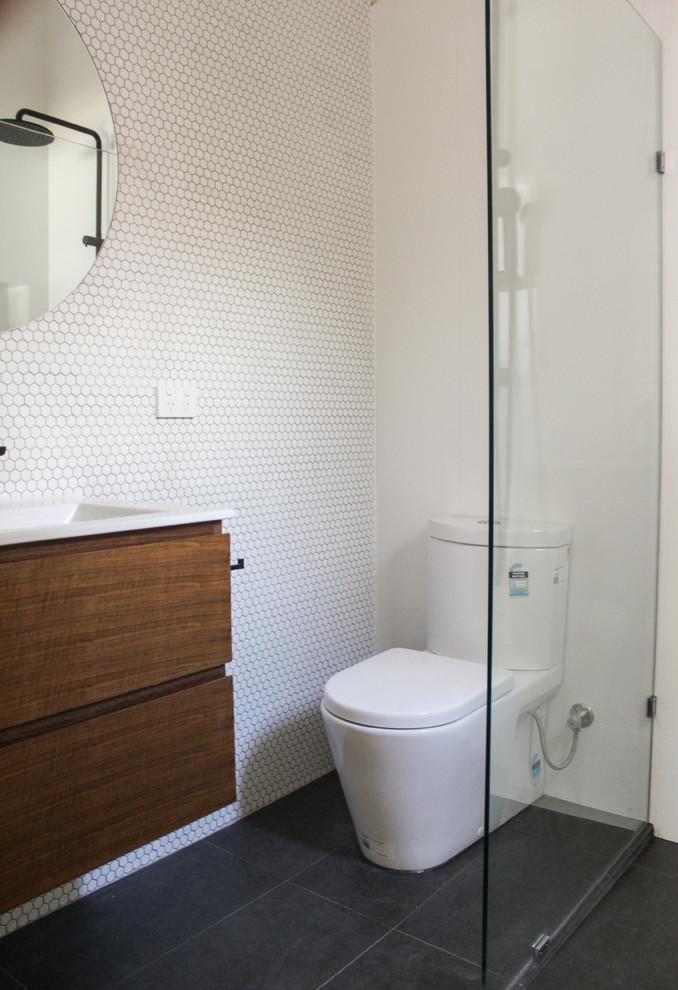 Kensington Bathroom Renovation - Traditional - Bathroom ...