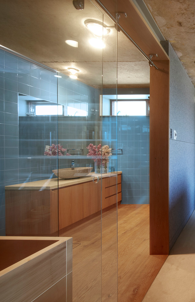 Kenzai House by The Design Commission - Asian - Bathroom ...