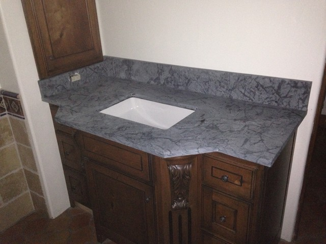 Kepko kitchen and baths traditional bathroom sacramento by sierra soapstone for Soapstone bathroom accessories