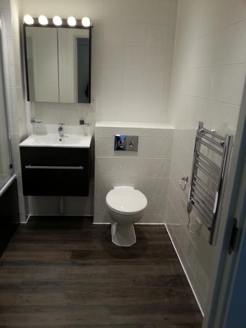 kew bridge bathroom and kitchen uplift modern