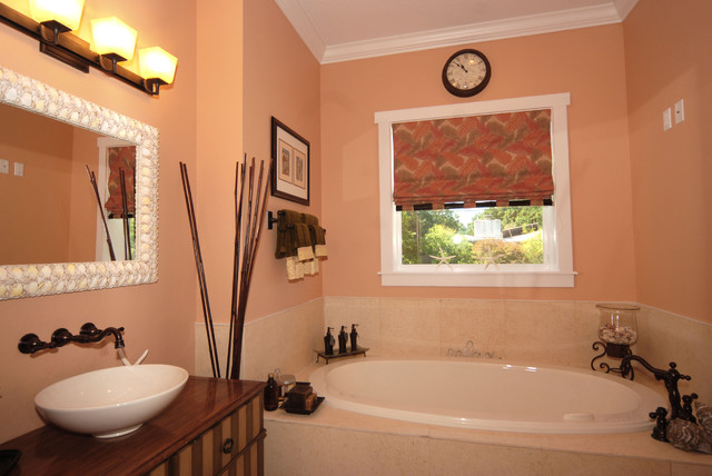 Key West Style New Home Bathrooms tropical bathroom. Key West Style New Home Bathrooms