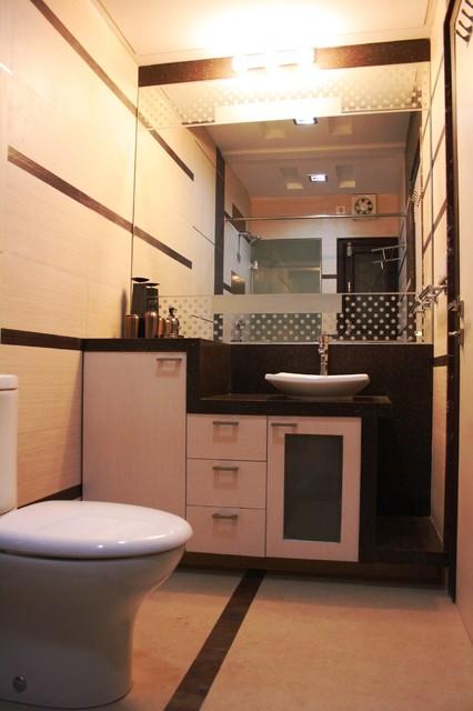 khaitan house contemporary-bathroom