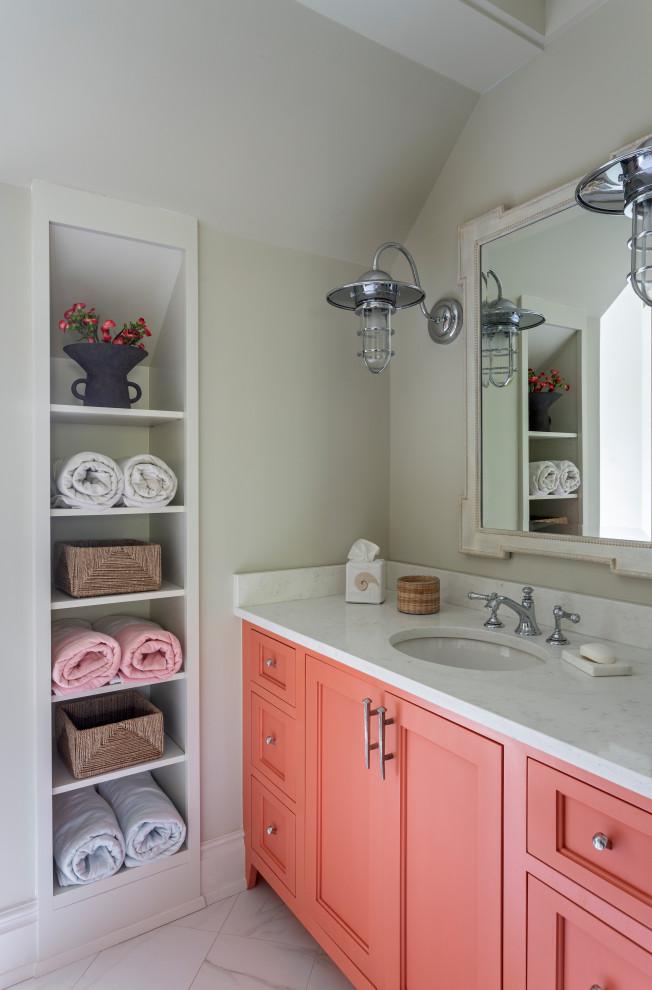 Kiawah Island Lifestyle - Beach Style - Bathroom ...