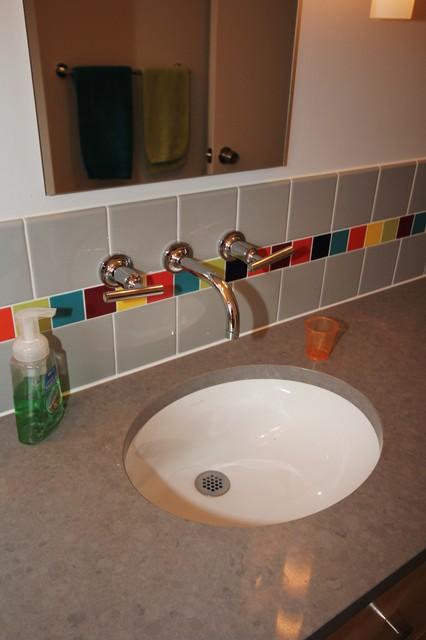 Kid's Bathroom contemporary-bathroom