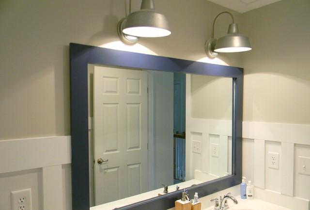 Kid s Nautical Bathroom Makeover traditional bathroom. Kid s Nautical Bathroom Makeover   Traditional   Bathroom