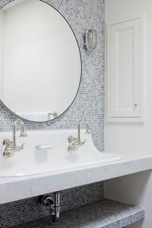 Bathroom Sinks Los Angeles kids bath two faucets
