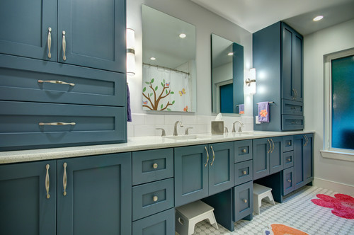 Tried And True Nautical Blue Paint Colors