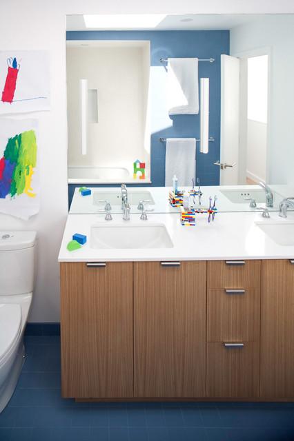 Kids 39 Bathroom Modern Bathroom San Francisco By