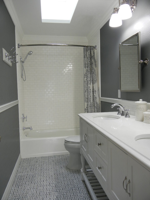 Kids Bathroom Traditional Bathroom Portland By