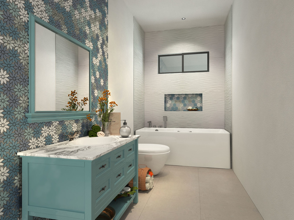 Kids bathroom - Modern - Bathroom - San Francisco - by ...