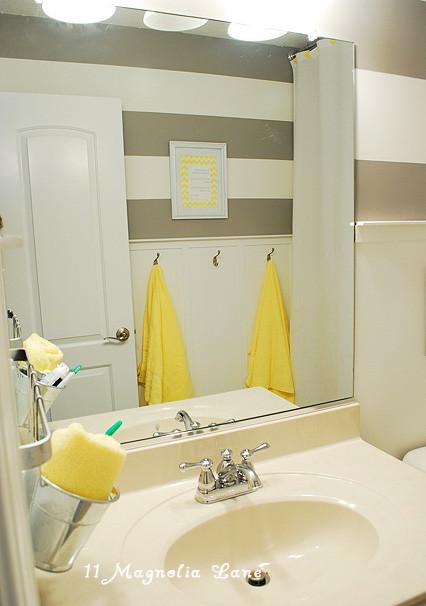 Kids Bathroom Sink contemporary-bathroom