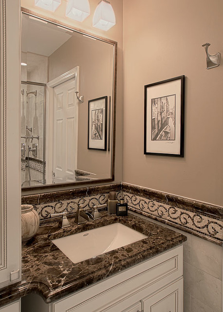 houzz kids bathroom guest bath remodel traditional bathroom chicago 13181