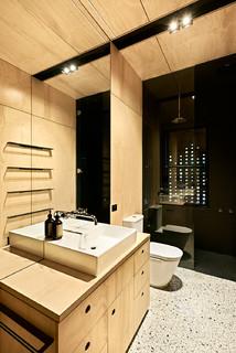 Kids pod contemporary bathroom melbourne by mihaly for Bathroom e pod mara