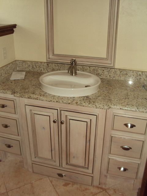 Custom Cabinets traditional-bathroom-vanities-and-sink-consoles