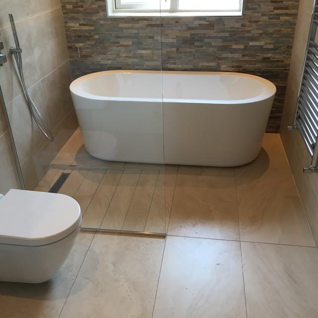 Kilcoole Main Family Bathroom Cleary Bathroom Design
