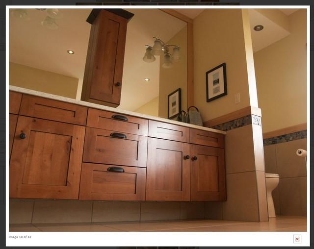 Kilwinning Renovation traditional-bathroom