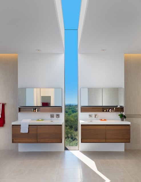 Ensuite Bathroom Without Window windows that expose your bathroom to light without exposing you