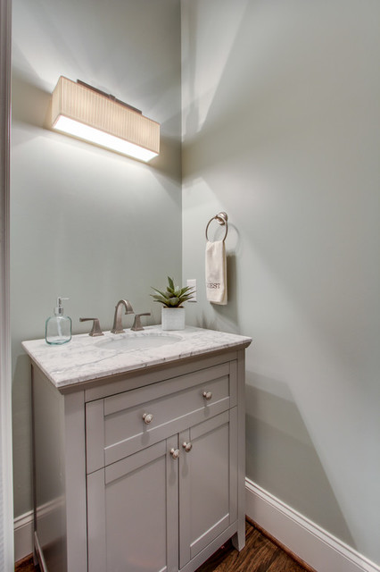 Kings chapel parade homes modern bathroom nashville for Bath remodel nashville
