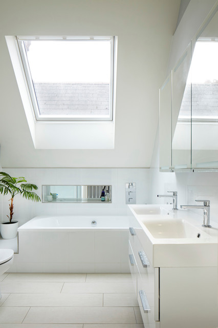 Bathroom Design Kingston kingston upon thames, surrey - contemporary - bathroom - london