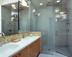 Kipnis Architecture + Planning contemporary bathroom