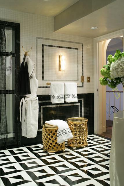 Kips Bay Showhouse 2011 Modern Bathroom New York