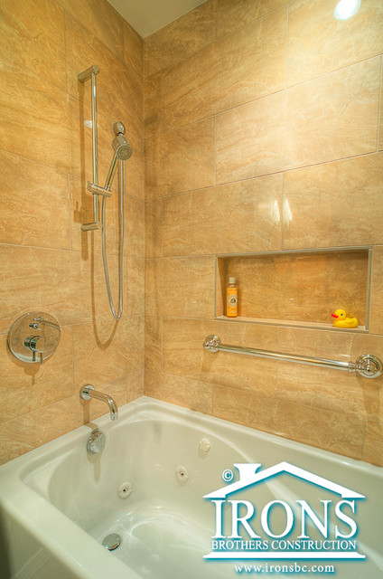 Kirkland bathroom remodel transitional bathroom for Bathroom decor kirklands