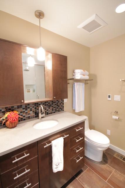 kirkland bathroom remodel modern bathroom seattle by motionspace architecture design