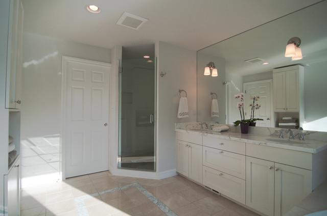 Kirkland Bathroom Remodel contemporary-bathroom