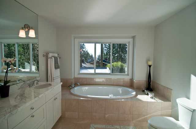 Kirkland Bathroom Remodel contemporary-bathroom