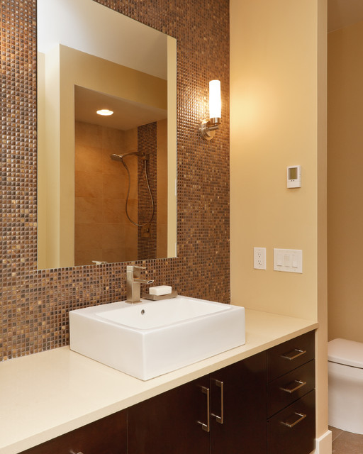 Kirkland remodel contemporary bathroom for Bathroom decor kirklands