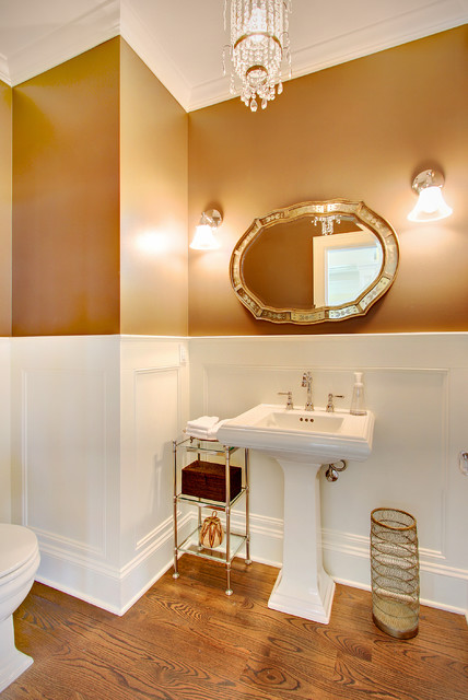 Kirkland Tanditional traditional-bathroom