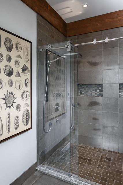 Kitchen Bath Project In Rockport Astro Design Ottawa Contemporary Bathroom Ottawa By
