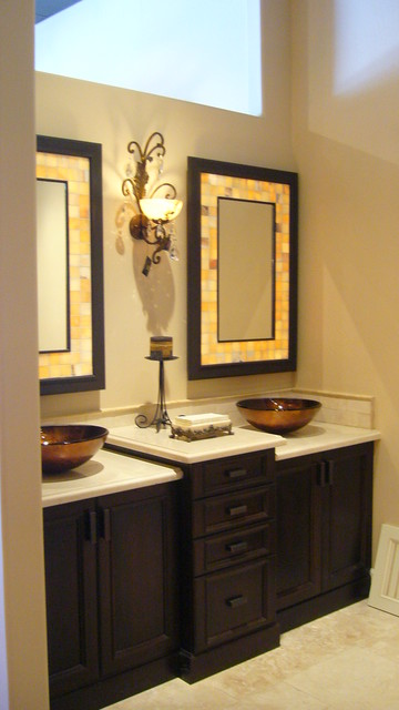 Kitchen and Bath projects traditional-bathroom