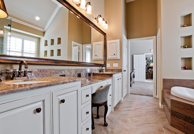 Kitchen and Bath Remodel traditional-bathroom