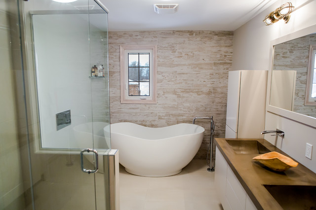 Kitchen Bath Remodels Transitional Bathroom Other Metro By William Standen Co